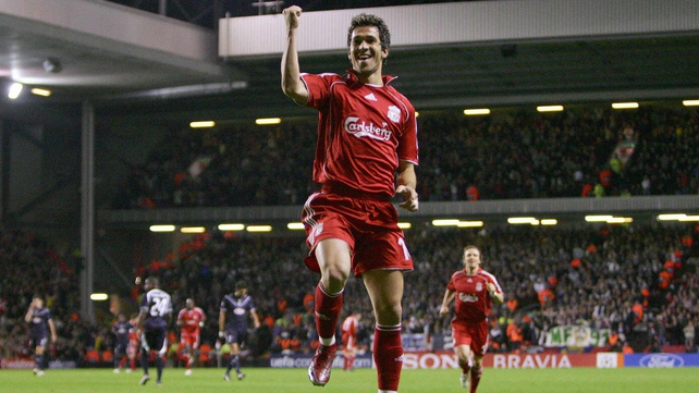 Luis Garcia won the Champions League with Liverpool