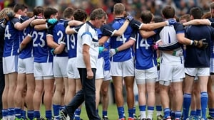 Cavan and Terry Hyland can now look forward to the semi-final