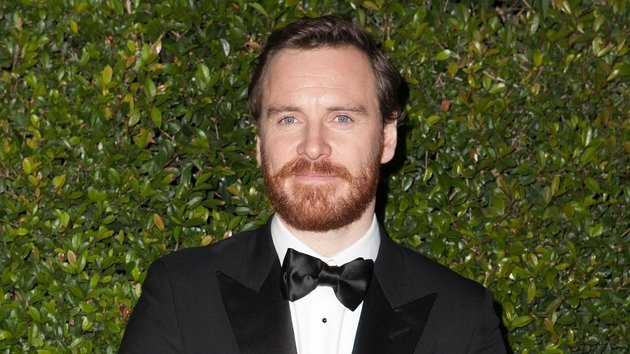 Fassbender honoured with Best Supporting Actor award at the 2014 Empire Awards
