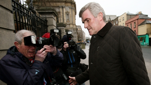 John Tierney said he has never spoken to the ministers about the agency's budget