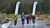 Darren Frehill takes part in the gruelling Art O'Neill Challenge through the Wicklow mountains.
