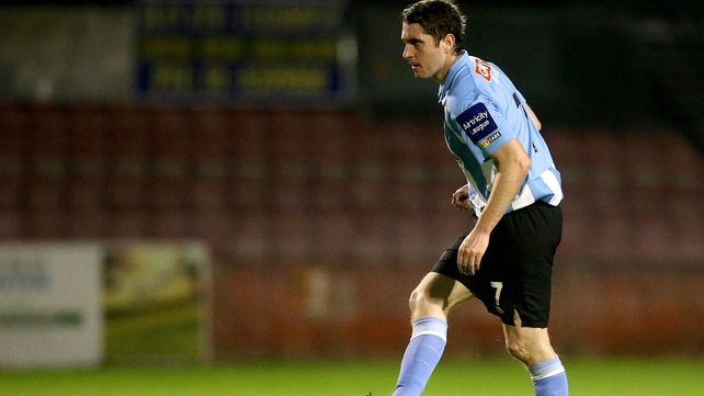 Ruaidhri Higgins teams up again with Stephen Kenny