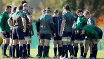 Joe Schmidt's 'exciting squad' gets the seal of approval from Dinal Lenihan.
