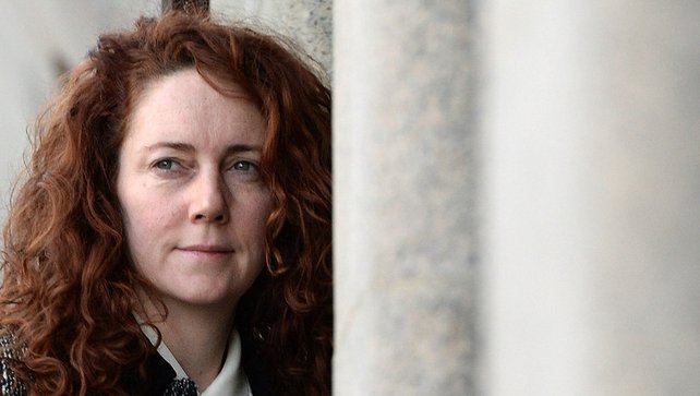 Rebekah Brooks denies conspiracy to pervert the course of justice between July 5 and 19 2011
