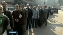 Several deaths reported in Egypt as country votes on new constitution