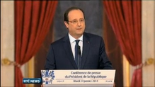 French President Francoise Hollande appeals for privacy