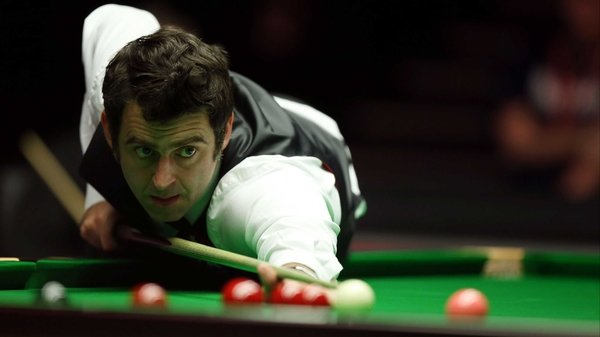 Ronnie O'Sullivan powered into the last 16 of the UK Championship