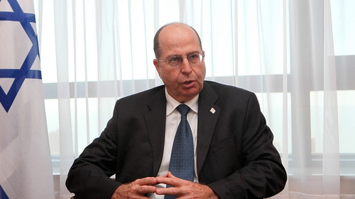 Moshe Yaalon was quoted as saying John Kerry was obsessed with Middle East peace