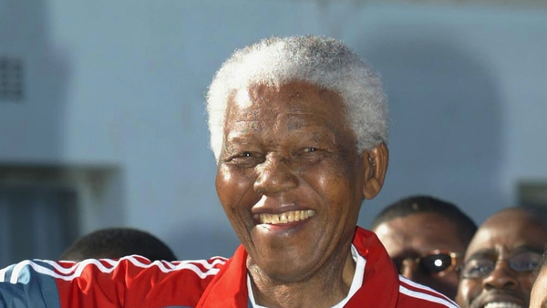 Nelson Mandela was made a Freeman of Dublin City in 1988