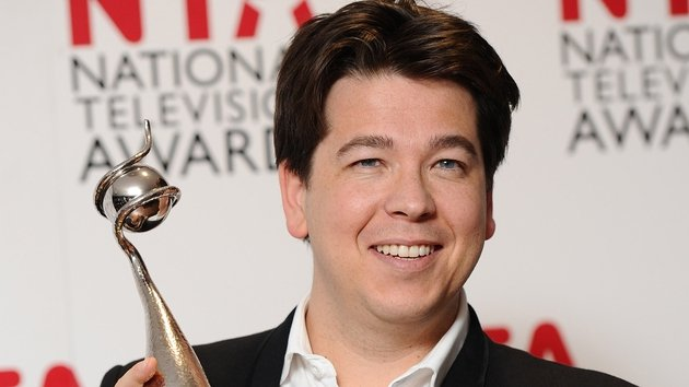 The Michael McIntyre Chat Show due to air in the spring