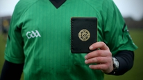 Liam O'Neill says there will be no dictat to referees from Croke Park regarding the use of the black card.