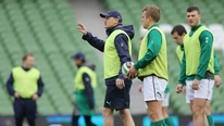 Joe Schmidt announces a 44 man squad for the upcoming RBS 6 Nations.