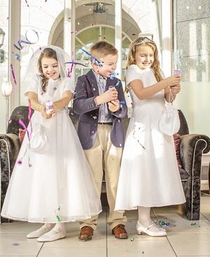 Arnotts launches communion wear range