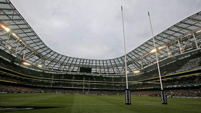 The Ireland women will run out at Lansdowne Road for the first time on 8 March