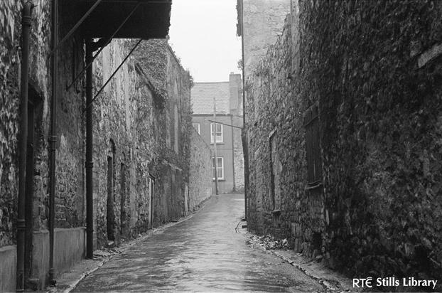 Limerick Laneway 1968
