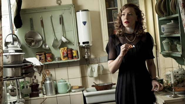 Cate Blanchett plays an untrusting Parisian museum assistant