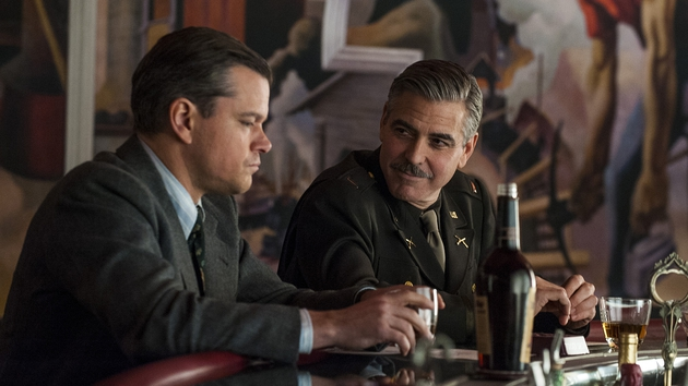 Matt Damon and George Clooney team-up yet again - if it ain't broke...