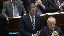 Taoiseach tells TD's he was aware of start-up cost of Irish Water