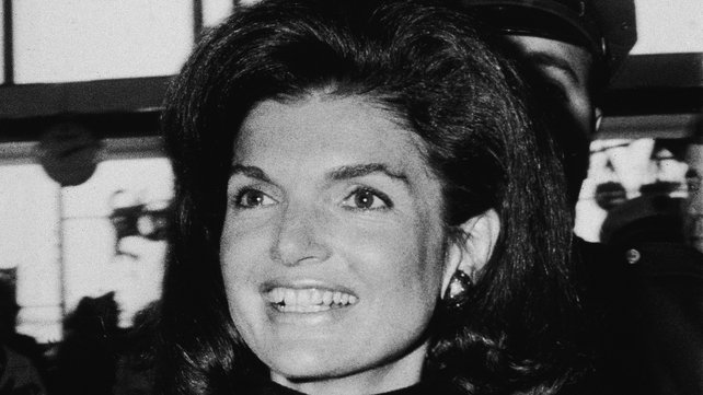 Jackie Kennedy was the wife of US President John F Kennedy