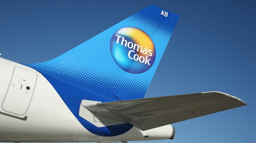 Thomas Cook posted an underlying loss from operations of £169m for the first half of its financial year