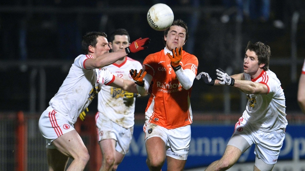 Tyrone delivered a breathtaking performance against Armagh in Omagh