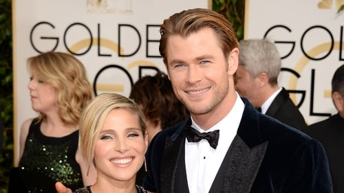 Pataky and Hemsworth - Babies due in the Spring