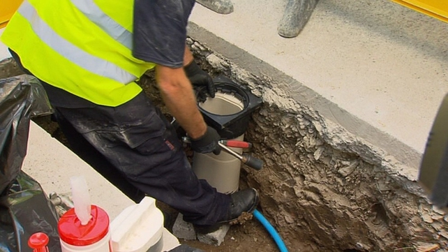 More than one third of Irish Water staff had worked in local authorities