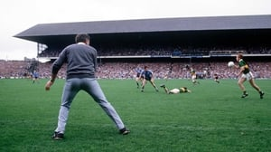 Micko urges Kerry one from the sidelines against Dublin in 1985