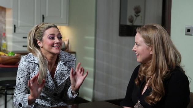 Niamh hires Kerri-Ann