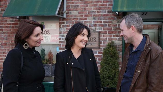 Carol spots the intimacy between Dan and Yvonne