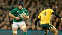 The IRFU has announced that Seán O'Brien has signed a new contract with Leinster.