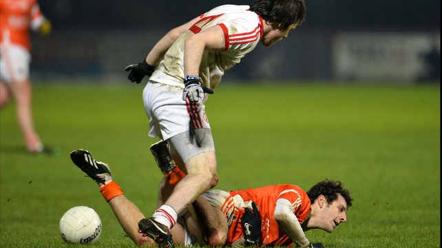 Tyrone showed no mercy as they dispatched Armagh in Healy Park