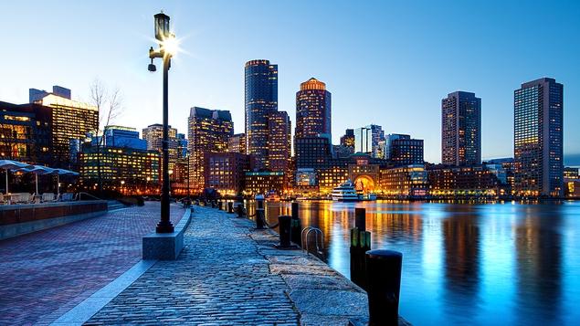 A break in Boston?
