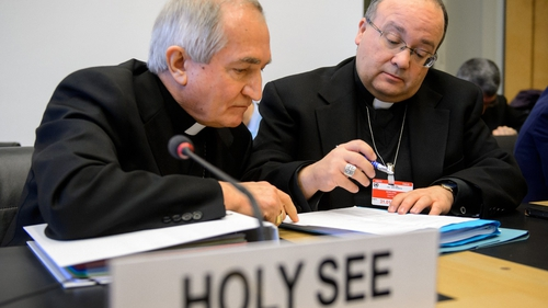 The Vatican faces allegations that it protected paedophile priests and not victims