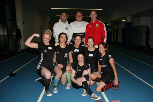 The Dublin Female Strength Club
