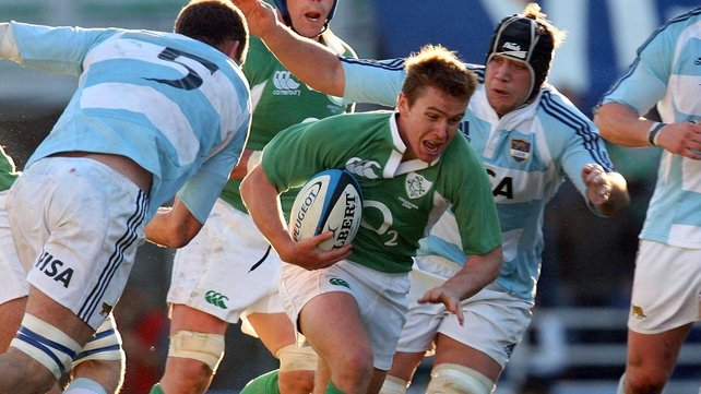 Ireland lost both Tests the last time they travelled to Argentina