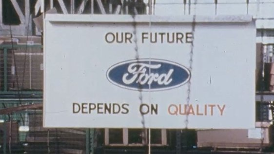 Ford Car Plant To Close