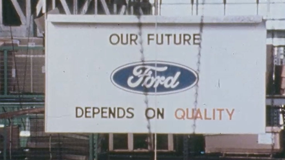 Ford Plant Cork (1984)
