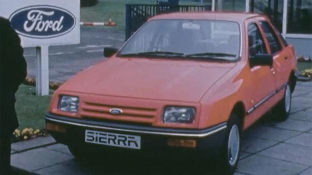 Ford Sierra (1984)