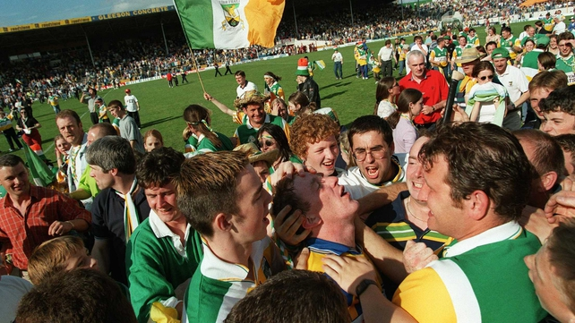 Glory Days - Offaly last won the All-Ireland in 1998