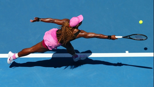 Serena Williams has beaten Ana Ivanovic in straight sets in each of their last four meetings