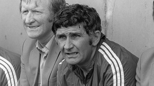 Mick O'Dwyer in 1983