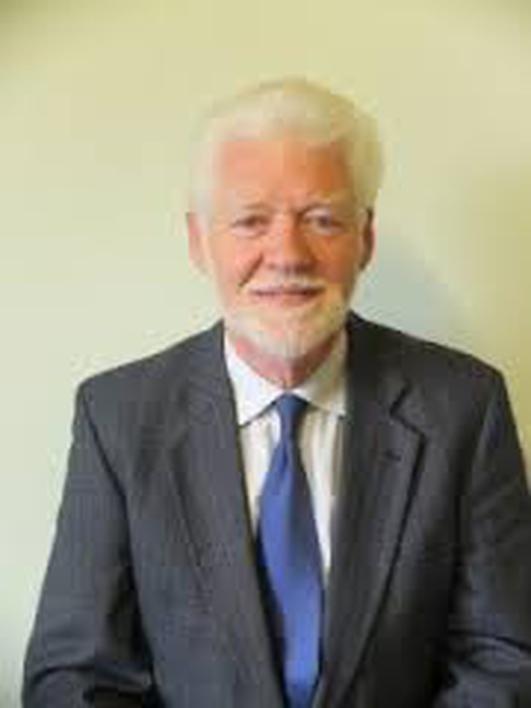An Dr. Séamus Ó Beirn.