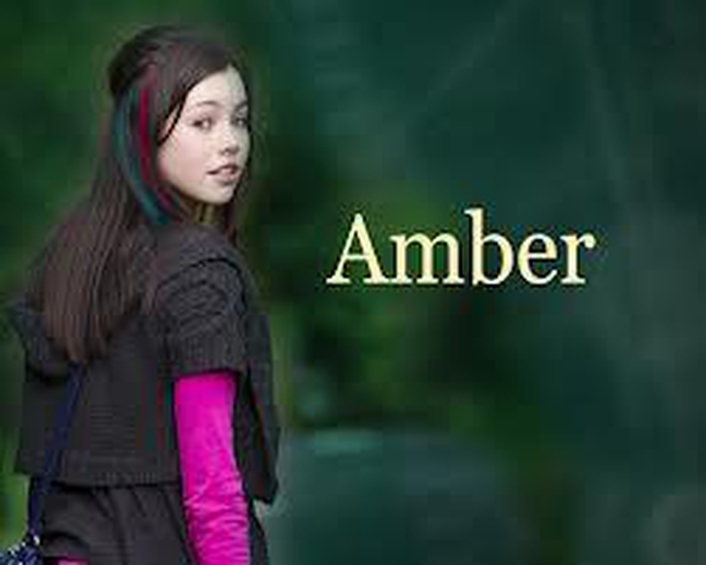 TV - Amber