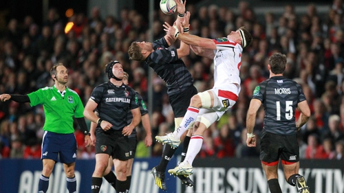 Ulster's Robbie Diack has been named in the Ireland squad to tour Argentina