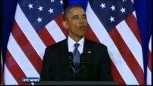 US President Barack Obama announces controversial NSA programme to end