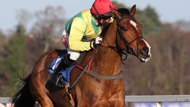 Sizing Gold made a successful start in a minor event at Navan over a shorter trip last mont