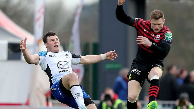 Connacht were hammered by Saracens on Saturday
