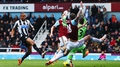 Cabaye hits brace as Toon win at West Ham