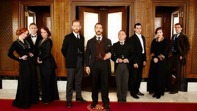 Mr Selfridge: like a Mary Poppins' song it rolls along in a most delightful way